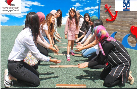אקדמיה-גן תמיכה, עידוד ושיתוף פעולה